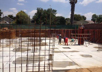 Ebcon Construction - Office Block Alberton